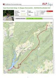 9. Etappe: Nonnweiler – Börfink/Einschieder Hof - Hunsrück ...