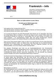 Rede von Außenminister Laurent Fabius als PDF-Dokument