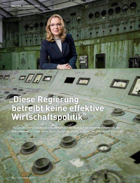 lesen - Claudia Kemfert