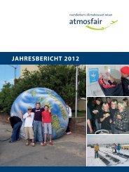 JAHRESBERICHT 2012 - Atmosfair