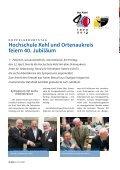 Auf gute Zusammenarbeit - Hochschule Kehl - Seite 6
