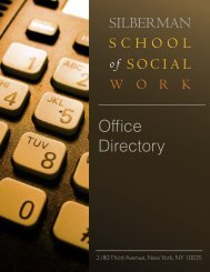 OFFICE DIRECTORY 2012 - CUNY
