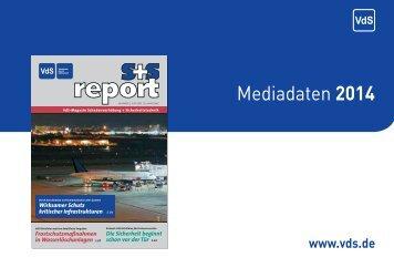 Mediadaten 2014 - VdS