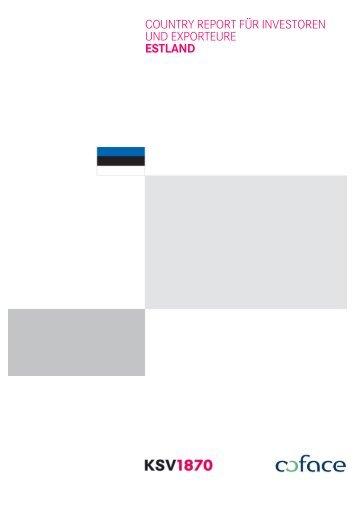 Länderinfo Estland - KSV