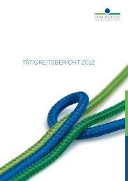 TäTIGKEITSBERICHT 2012 - BVI