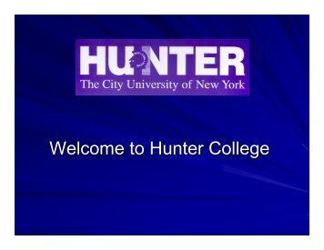 Cunyfirst Hunter