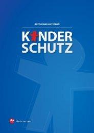 Ärztlicher Leitfaden Kinderschutz Niedersachsen