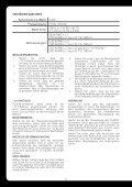 D-Klasse Marine-Verstärker - FUSION Electronics - Page 2
