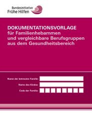 PDF-Dokument - Nationales Zentrum Frühe Hilfen