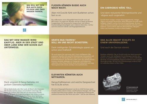 Download (PDF, 348 KB) - ZF Friedrichshafen AG