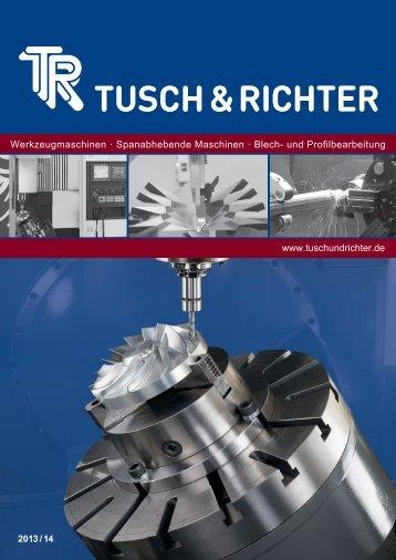 Modelle - Tusch & Richter GmbH & Co. KG