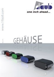 Rev. 4.10 - Daub CNC Technik GmbH und Co. KG