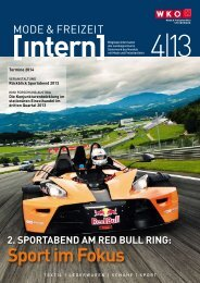 2. SPORTABEND AM RED BULL RING: SportimFokus - Wuapaa