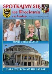 Spotkajmy się we Wrocławiu Nr 1/2013 (30) - Biblioteka Cyfrowa ...