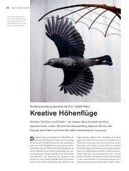 Kreative Höhenflüge - Deutsches Museum