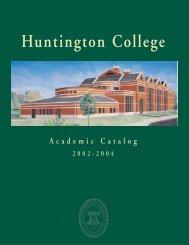 daniel thompson huntington college, montgomery escort