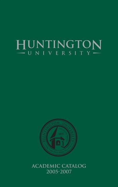 Download full PDF - Huntington University