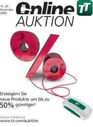 Ersteigern Sie neue Produkte um bis zu günstiger! - Online Auktion ...