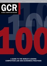 Hunton & Williams Ranked in GCR 100 for Fourth Straight Year