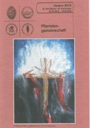 Auferstanden - Pfarreiengemeinschaft Lingen-Süd