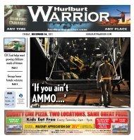 'If you ain't aMMO....' - Hurlburt Warrior