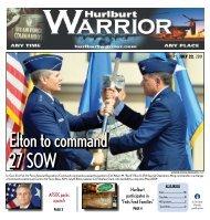 Friday, July 22, 2011 - Hurlburt Warrior