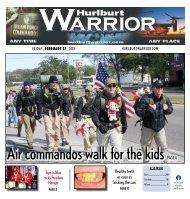 Air Commandos Walk For The Kids - Hurlburt Warrior