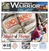 promises screams, frights | 6 - Hurlburt Warrior