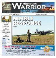 Nimble Response - Hurlburt Warrior