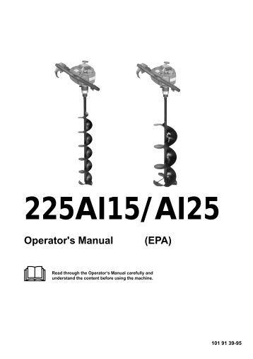 OM, 323 R, 325 R X-series, 325 RD X-series, 2005-04