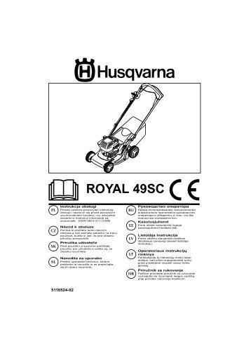 royal 49sc - Husqvarna