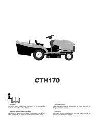 OM, CTH170, HECTH170A, 2002-03, SE, DK, NO, FI - Husqvarna