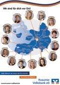 Checkliste zum Ausbildungsbeginn - Husumer Volksbank eG - Page 3