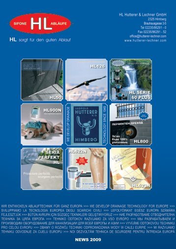 HL in line - Hutterer-Lechner