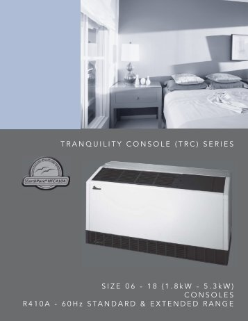 Console Series - HVAC Tech Support