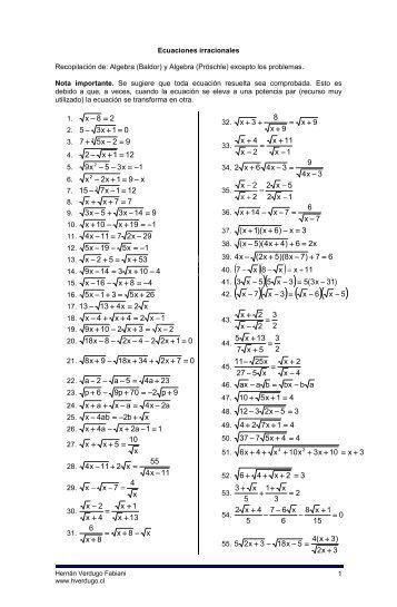 ecuaciones irracionales.pdf