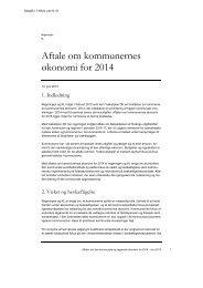 Aftaletekst 13 06 2013.pdf - Hvidovre Kommune