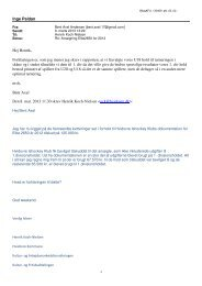 Microsoft Office Outlook - Notatformat - Hvidovre Kommune