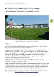 Fjernvarmeselskabet Hvidovre Syd´s notat af 7. juli 2012 ...