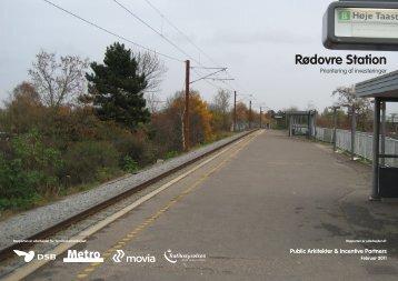 Rødovre Station - Hvidovre Kommune