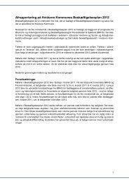 Bilag til ARU d. 07-03-13, Afrapportering på Beskæftigelsesplan ...