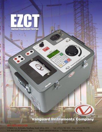 Vanguard 76pg Catalog - HVTEST South Africa