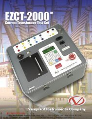 EZCT-2000 Brochure 01132006 - HVTEST South Africa