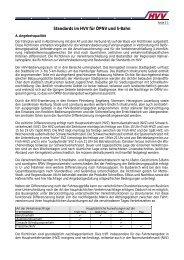 Standards Angebotsqualität (PDF 0,5 MB - neues Fenster) - HVV