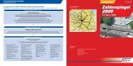 Zahlenspiegel 2009 Zahlenspiegel 2009 - HVV