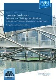 Industry Day 2013 brochure - Heriot-Watt University