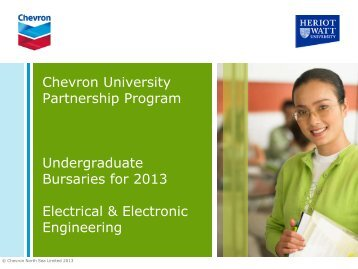 our brochure - Heriot-Watt University