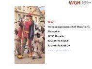 05151/9368-0 Fax: 05151/9368-29 www.wgh-hameln.de