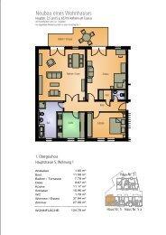 Neubau eines Wohnhauses