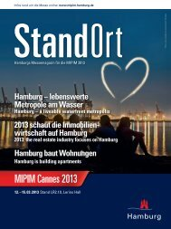 StandOrt - Hamburg Business Development Corporation